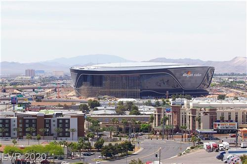 Photo of 4575 Dean Martin Drive #1600, Las Vegas, NV 89103 (MLS # 2214352)