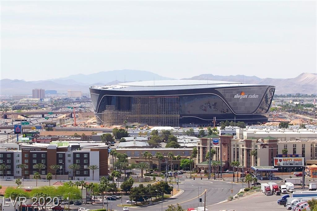 Photo of 4575 South Dean Martin Drive #1600, Las Vegas, NV 89103 (MLS # 2214352)