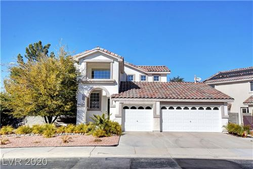 Photo of 3060 EVENING MIST Avenue, Henderson, NV 89052 (MLS # 2172353)