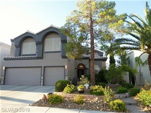 Photo of 2104 CLUB MEADOWS Drive, Henderson, NV 89074 (MLS # 2126355)