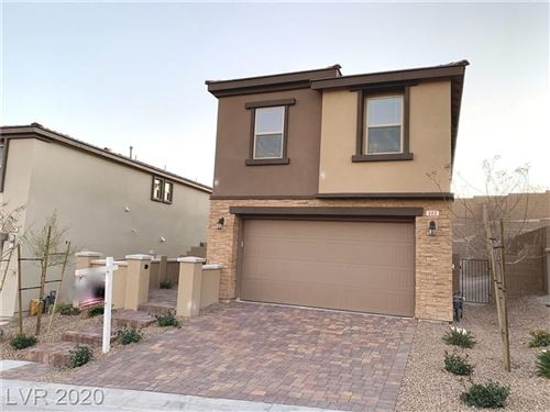Photo of 889 ARIEL HEIGHTS Avenue, Las Vegas, NV 89138 (MLS # 2155355)