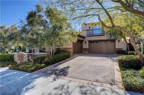 Photo of 11635 Evergreen Creek Lane, Las Vegas, NV 89135 (MLS # 2304355)
