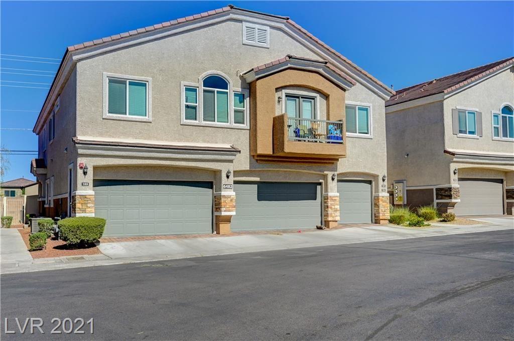 Photo of 6482 Burns Allen Avenue #103, Las Vegas, NV 89122 (MLS # 2342355)