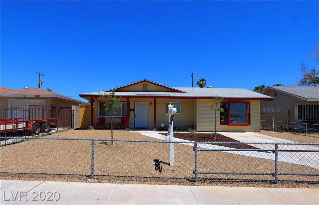 Photo of 3112 Dillon Avenue, North Las Vegas, NV 89030 (MLS # 2203356)