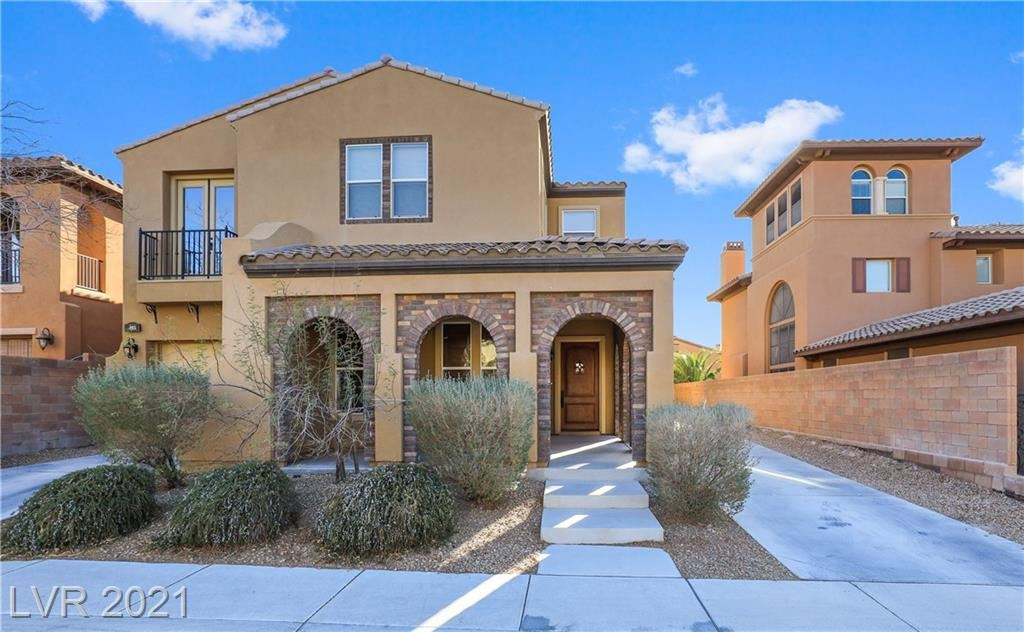 Photo of 465 Punto Vallata Drive, Henderson, NV 89011 (MLS # 2274356)