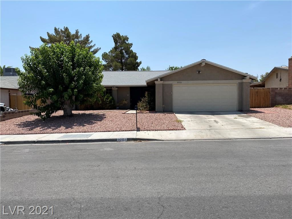 Photo of 3751 Crellin Circle, Las Vegas, NV 89120 (MLS # 2316356)