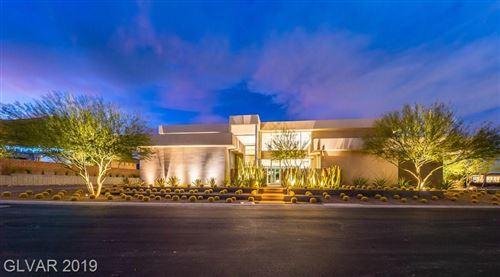 Photo of 16 HAWK RIDGE Drive, Las Vegas, NV 89135 (MLS # 2160357)