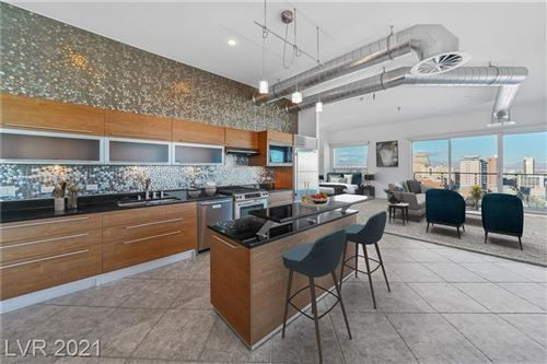 Photo of 200 Hoover Avenue #1709, Las Vegas, NV 89101 (MLS # 2264357)