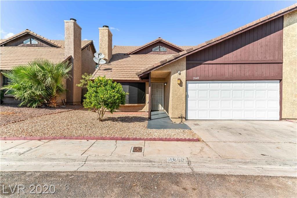 Photo of 2640 Sumac Lane, Las Vegas, NV 89121 (MLS # 2234357)