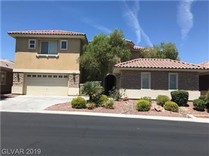 Photo of 8301 MOUNT LOGAN Court, Las Vegas, NV 89131 (MLS # 2109358)