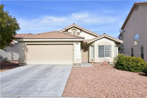 Photo of 4856 POLAR LIGHTS Court, Las Vegas, NV 89130 (MLS # 2166358)