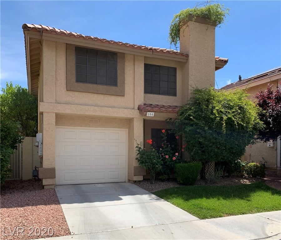 Photo of 104 Boysenberry Lane, Henderson, NV 89074 (MLS # 2195358)