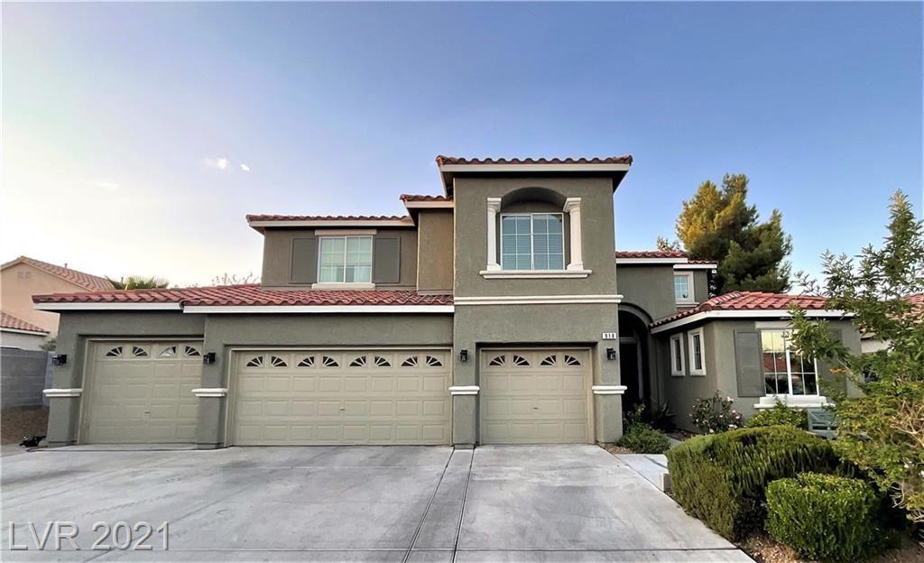 Photo of 918 Choctaw Avenue, North Las Vegas, NV 89031 (MLS # 2324359)