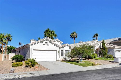 Photo of 3024 Gulf Breeze Drive, Las Vegas, NV 89128 (MLS # 2210360)