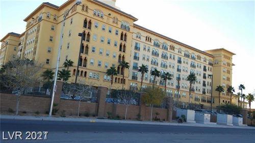 Photo of 2405 West Serene Avenue #705, Las Vegas, NV 89123 (MLS # 2316360)
