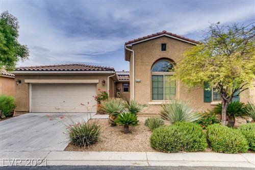 Photo of 4318 Oasis Plains Avenue, North Las Vegas, NV 89085 (MLS # 2328360)