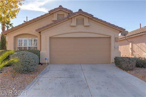Photo of 2165 Hidden Ranch Terrace, Henderson, NV 89052 (MLS # 2304361)