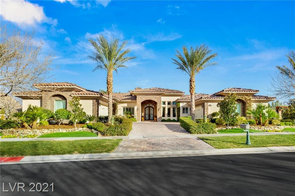 Photo of 8 CHALK HILL Court, Las Vegas, NV 89141 (MLS # 2259361)