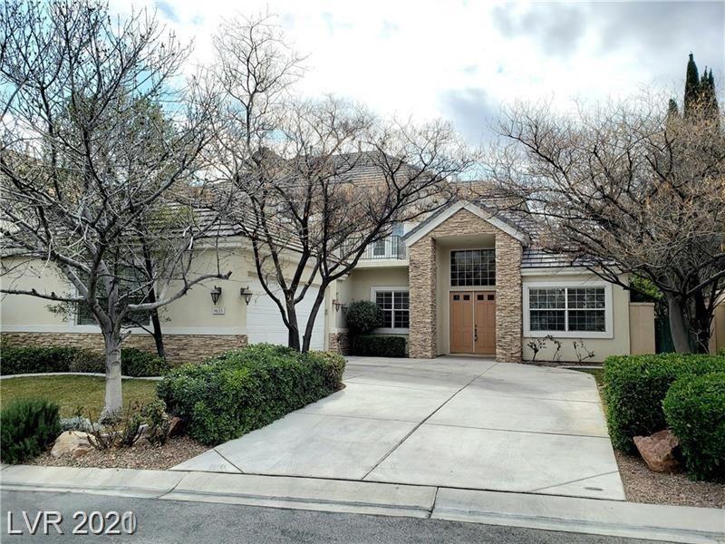 Photo of 9633 Camden Hills Avenue, Las Vegas, NV 89145 (MLS # 2287361)