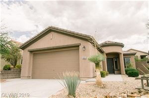 Photo of 2637 RUE MONTPELLIER Avenue, Henderson, NV 89044 (MLS # 2119363)