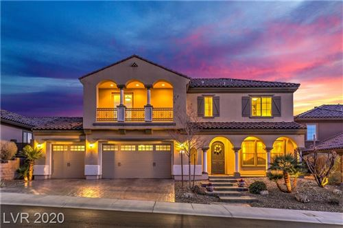 Photo of 2409 LUBERON Drive, Henderson, NV 89044 (MLS # 2198363)