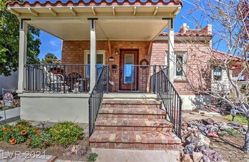Photo of 1324 colorado Street, Boulder City, NV 89005 (MLS # 2280363)