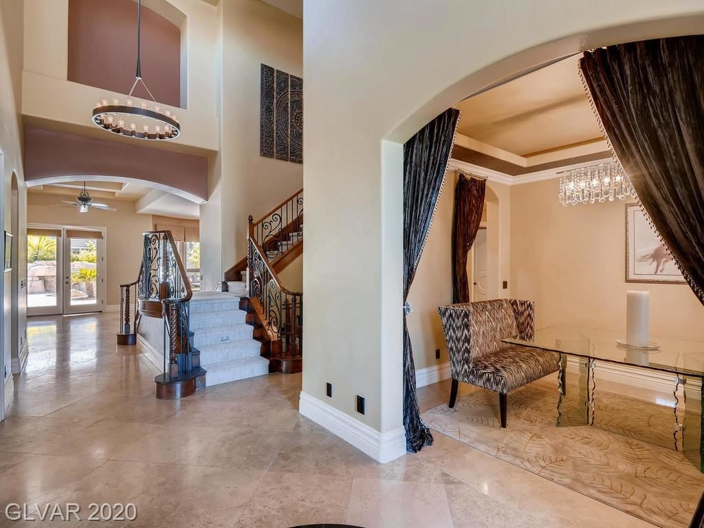 Photo of 3051 TRAVERSE CREEK Lane, Las Vegas, NV 89135 (MLS # 2168363)