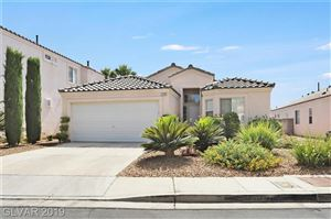 Photo of 1545 SILVER SUNSET Drive, Henderson, NV 89052 (MLS # 2108364)