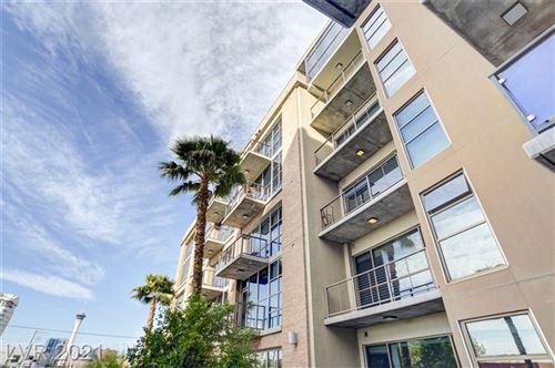 Photo of 353 East Bonneville Avenue #255, Las Vegas, NV 89101 (MLS # 2302364)