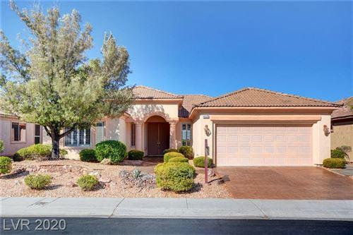 Photo of 4370 BELLA CASCADA Street, Las Vegas, NV 89135 (MLS # 2209365)