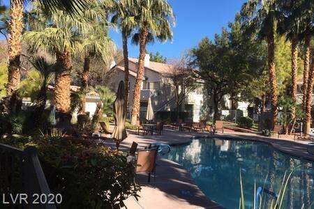 Photo of 5206 Mandalay Springs Drive #102, Las Vegas, NV 89120 (MLS # 2210365)