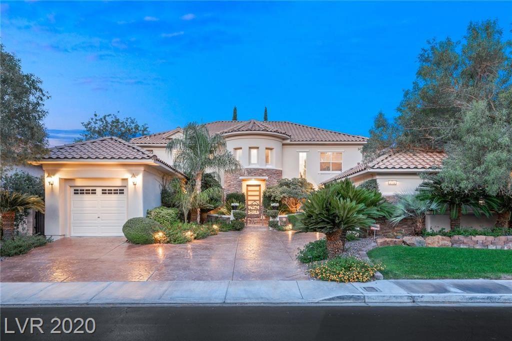Photo of 2990 Hammerwood Drive, Las Vegas, NV 89135 (MLS # 2221365)