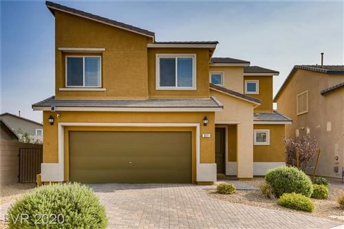 Photo of 321 Slaters Glen Court, North Las Vegas, NV 89084 (MLS # 2233366)