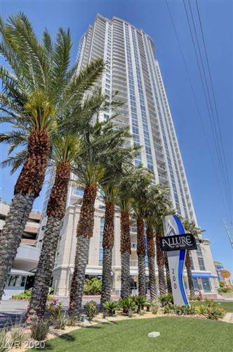Photo of 200 Sahara Avenue #607, Las Vegas, NV 89102 (MLS # 2258366)