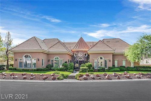 Photo of 5067 Mountain Foliage Drive, Las Vegas, NV 89148 (MLS # 2328366)