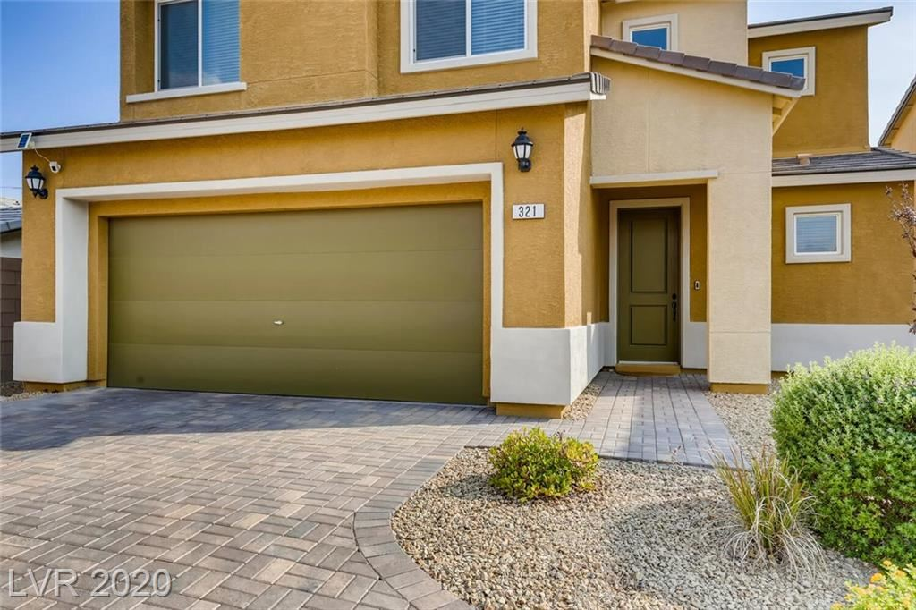 Photo of 321 Slaters Glen Court, North Las Vegas, NV 89084 (MLS # 2233366)