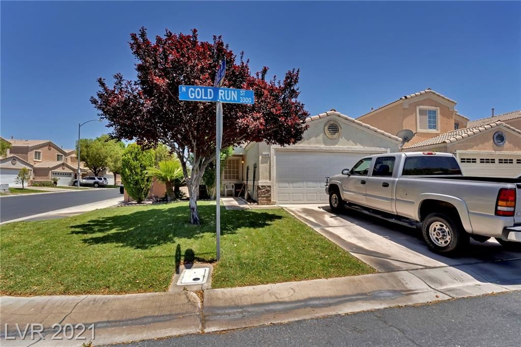 Photo of 3328 Gold Run Street, North Las Vegas, NV 89032 (MLS # 2304366)