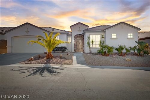 Photo of 2445 BLACK RIVER FALLS Drive, Henderson, NV 89044 (MLS # 2165367)
