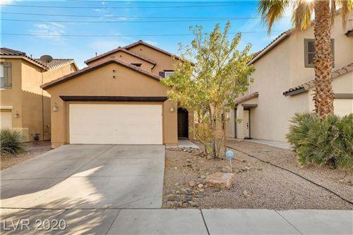 Photo of 3421 Edinboro Ridge Avenue, North Las Vegas, NV 89081 (MLS # 2225367)