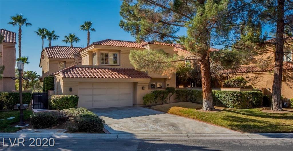 Photo of 7649 SPANISH LAKE Drive, Las Vegas, NV 89113 (MLS # 2174367)