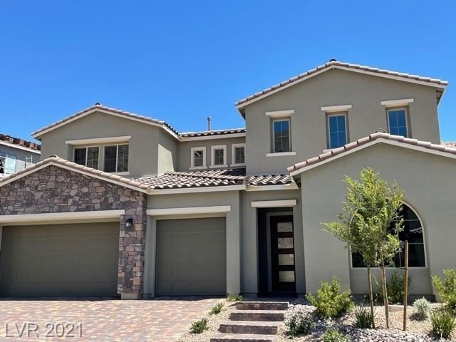 Photo of 3984 Montone Avenue, Las Vegas, NV 89141 (MLS # 2304367)