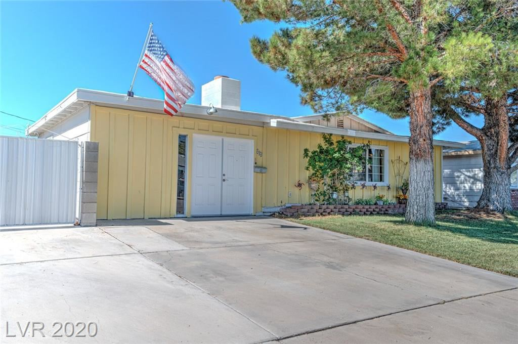 Photo of 619 Eighth Street, Boulder City, NV 89005 (MLS # 2210368)