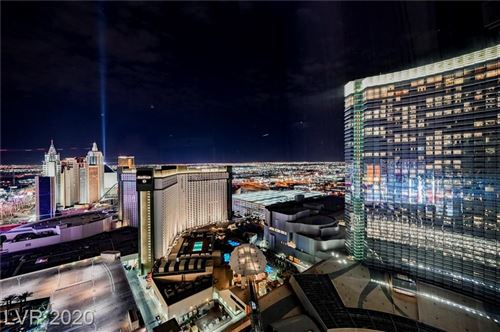 Photo of 3726 LAS VEGAS Boulevard #3104, Las Vegas, NV 89158 (MLS # 2150369)