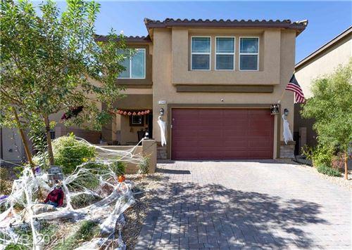 Photo of 7749 Wishbone Falls Street, North Las Vegas, NV 89084 (MLS # 2344369)