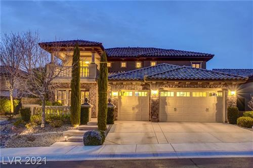 Photo of 2320 French Alps Avenue, Henderson, NV 89044 (MLS # 2266370)