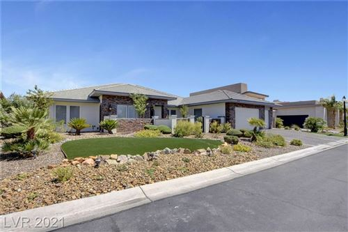 Photo of 5360 Secluded Brook Circle, Las Vegas, NV 89149 (MLS # 2326370)