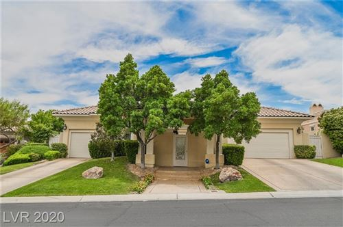 Photo of 11447 MORNING GROVE Drive, Las Vegas, NV 89135 (MLS # 2231371)