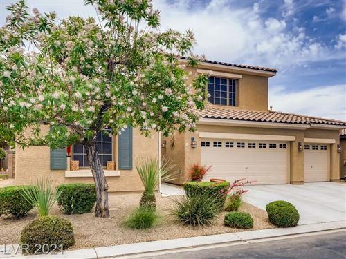 Photo of 4326 Oasis Valley Avenue, North Las Vegas, NV 89085 (MLS # 2300372)