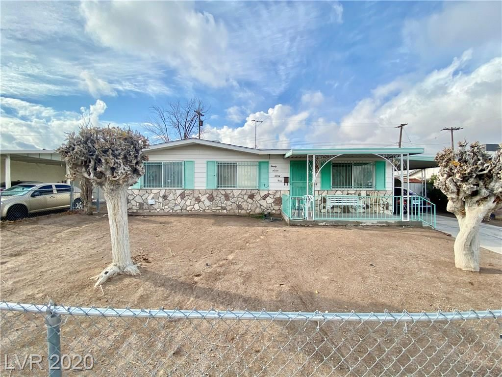 Photo of 2733 ENGLESTAD Street, North Las Vegas, NV 89030 (MLS # 2160372)