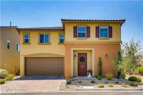 Photo of 9613 Abbey Pond Avenue, Las Vegas, NV 89148 (MLS # 2219374)